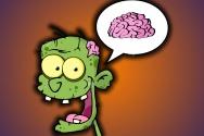 mike vom mars mike-vom-mars.com online-quiz online-trivia online-test quizfragen quiz trivia spiel teste dein wissen Ernähren sich Zombies von Gehirn? Ja Nein