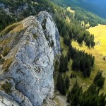 DJI Phantom FPV: Rotwand Mountain, Spitzingsee Bavaria Bayern