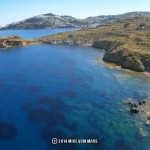 DJI Phantom FPV Mobius HD Action Cam Fatshark Bodrum Turkey Mediterranean Sea Aerial