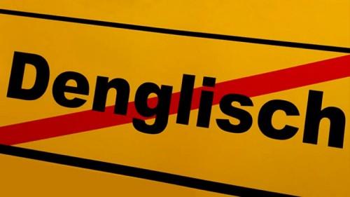 Denglish Anglizismen Pseudoanglizismen falsche Anglizismen Deutsch Englisch