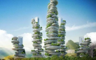 Vertical Farming Sky Farming Urban Farming