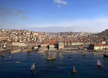 Lissabon 1755 Erdbeben Tsunami Feuer Katastrophe Inquisition Strafe Gottes Portugal Marques de Pombal Allerheiligen Skelettfunde Richterskala Rossio Tejo