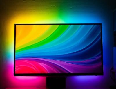 ambilight atmolight philips dreambox selber bauen kaufen plugin basteln demo video bausatz fernseher nachrüsten heimkino