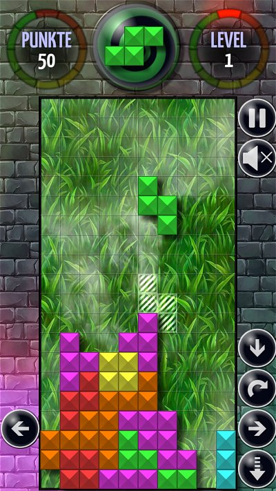 arcatris tetris android game puzzle onlinegame strategy arcade bricks mike-vom-mars tetris spiel stacking stapeln familienfreundlich family klötzchen bricks play store phone tablet free download