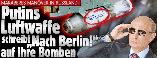 alois irlmaier dritter weltkrieg prophezeihungen russland luftwaffe anti putin propaganda bild zeitung hetze putin