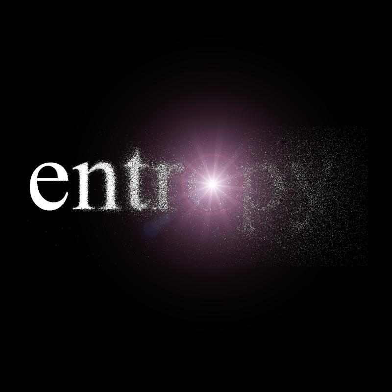 entropie unordnung ordnung physik chemie quantenmechanik erklaerung definition diktatur kommunismus