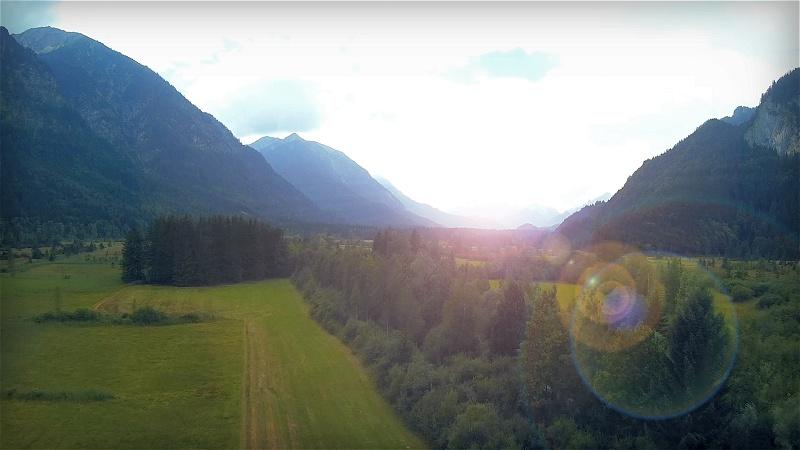 fpv phantom 2 v2 fatshark zenmuse oberammergau garmisch partenkirchen ammer ammertal flug rundflug drone drohne mike vom mars blog