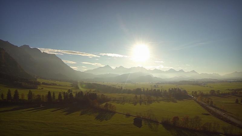 tegelberg schwangau forggensee neuschwanstein castle schloss drone fpv phantom dji mavic drohne kopter mike vom mars blog 01