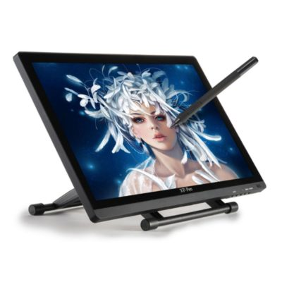 Grafiktablett Zeichentablett Intuos XP-Pen 22 HD IPS Graphics Drawing Display Painting Screen Dual-Monitor Anime Comic Manga Aquarell Ölfarben Acryl Tablet Zeichenmonitor Grafikmonitor Touchscreen corel painter pastellkreide comic manga zeichnen
