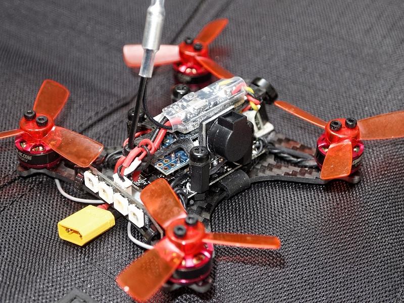 kingkong 90gt review test kingkong mods 90 gt mini fpv micro racing drone alternative props betaflight camera KingKong01 multicopter multikopter drohne mike vom mars blog