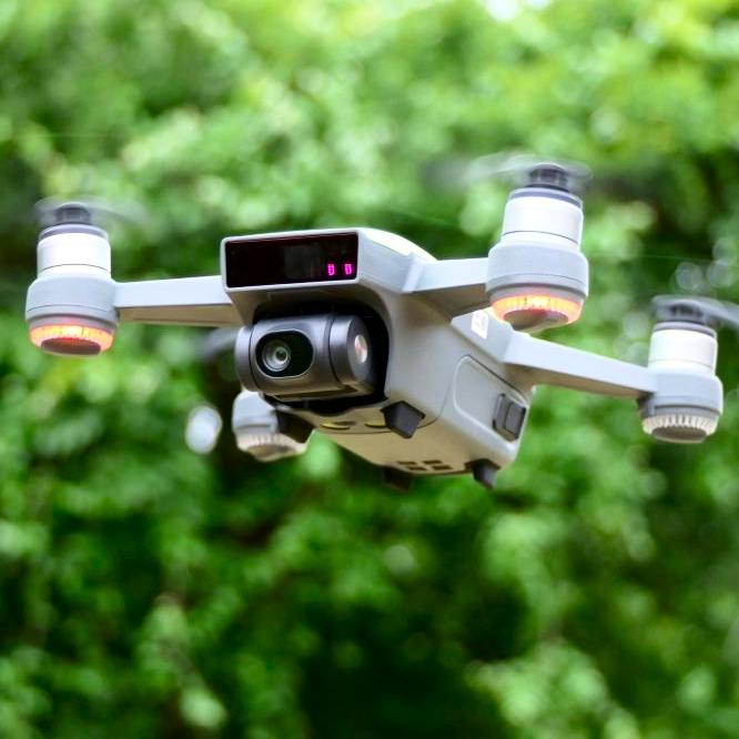 DJI Spark Review + Hints, Tricks and Mods - Komplettansicht