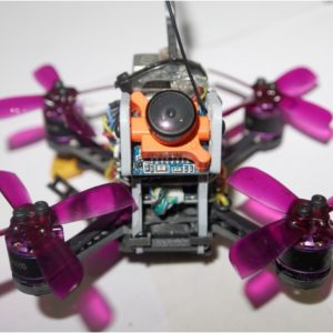 Review: Eachine Lizard95 Micro FPV Racer - Part 1