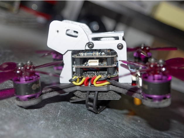 eachine lizard95 mini micro fpv racer racing review lizard mods modding pids runcam micro vtx03 2S 3S replacement props hints tricks tipps01 anniversary edition betaflight setup led strip mike vom mars blog gemfan 2035