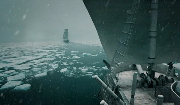 the terror sir john franklin nordwestpassage baffin bay inuit inuktitut fitzjames crozier erebus expedition mike vom mars blog