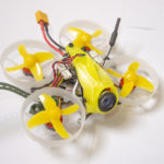 fullspeed tiny leader 75mm caddx turtle v2 yellow screen runcam mods mike vom mars blog