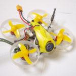 fullspeed tiny leader 75mm caddx turtle v2 yellow screen runcam mods mike vom mars blog