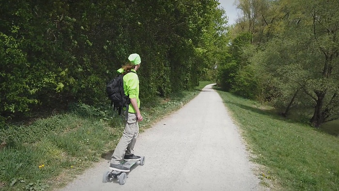 e-board eboard elektro-skateboard elektro-board evolve carbon gt bamboo e-scooter dji spark mike-vom-mars blog